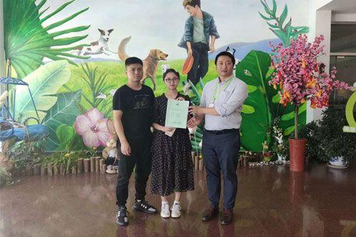 第1177家:香河章女士签约智享店